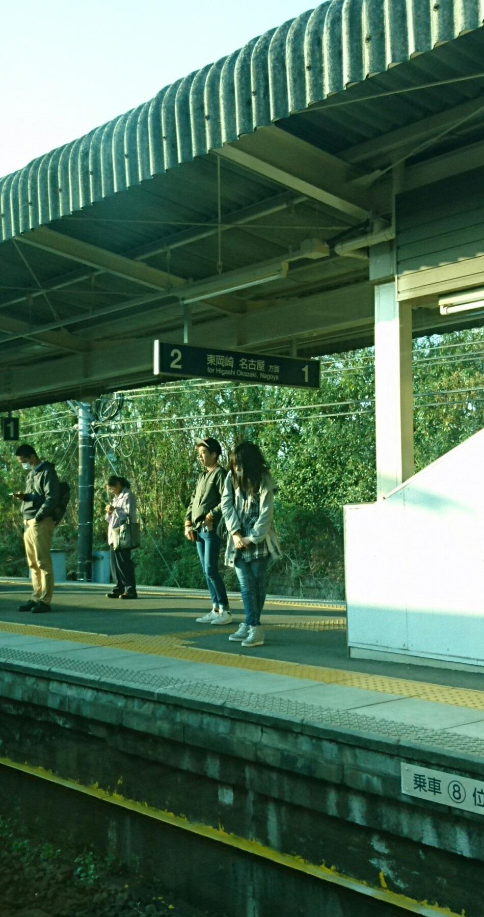2018.3.28 金谷まで (7) 豊橋いき急行 - 美合 950-1800