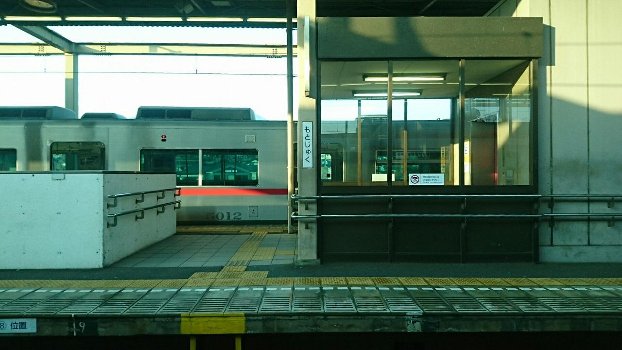 2018.3.28 金谷まで (8) 豊橋いき急行 - 本宿(弥富いき急行5012編成4両) 1280-720