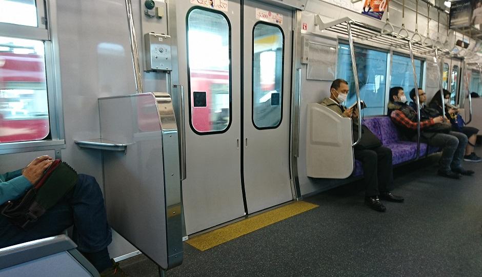 2018.3.28 金谷まで (11) 豊橋いき急行 - 伊奈(東岡崎いきふつう) 940-540