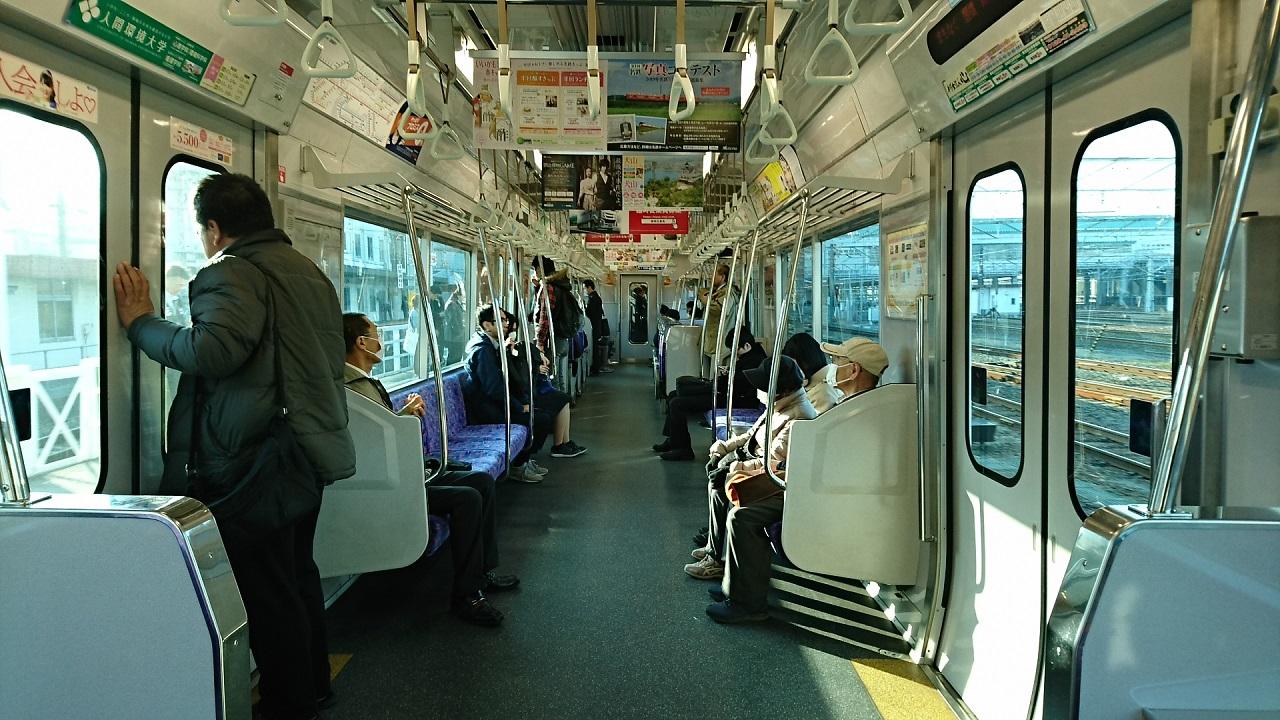 2018.3.28 金谷まで (13) 豊橋いき急行 - 豊橋 1280-720