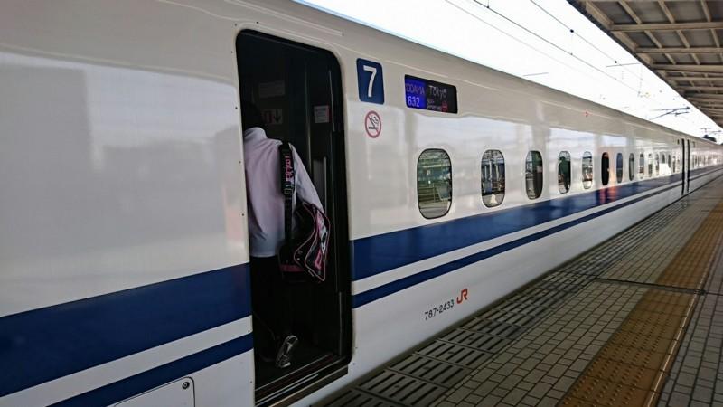 2018.3.28 金谷まで (18) 豊橋 - 東京いきこだま 1280-720