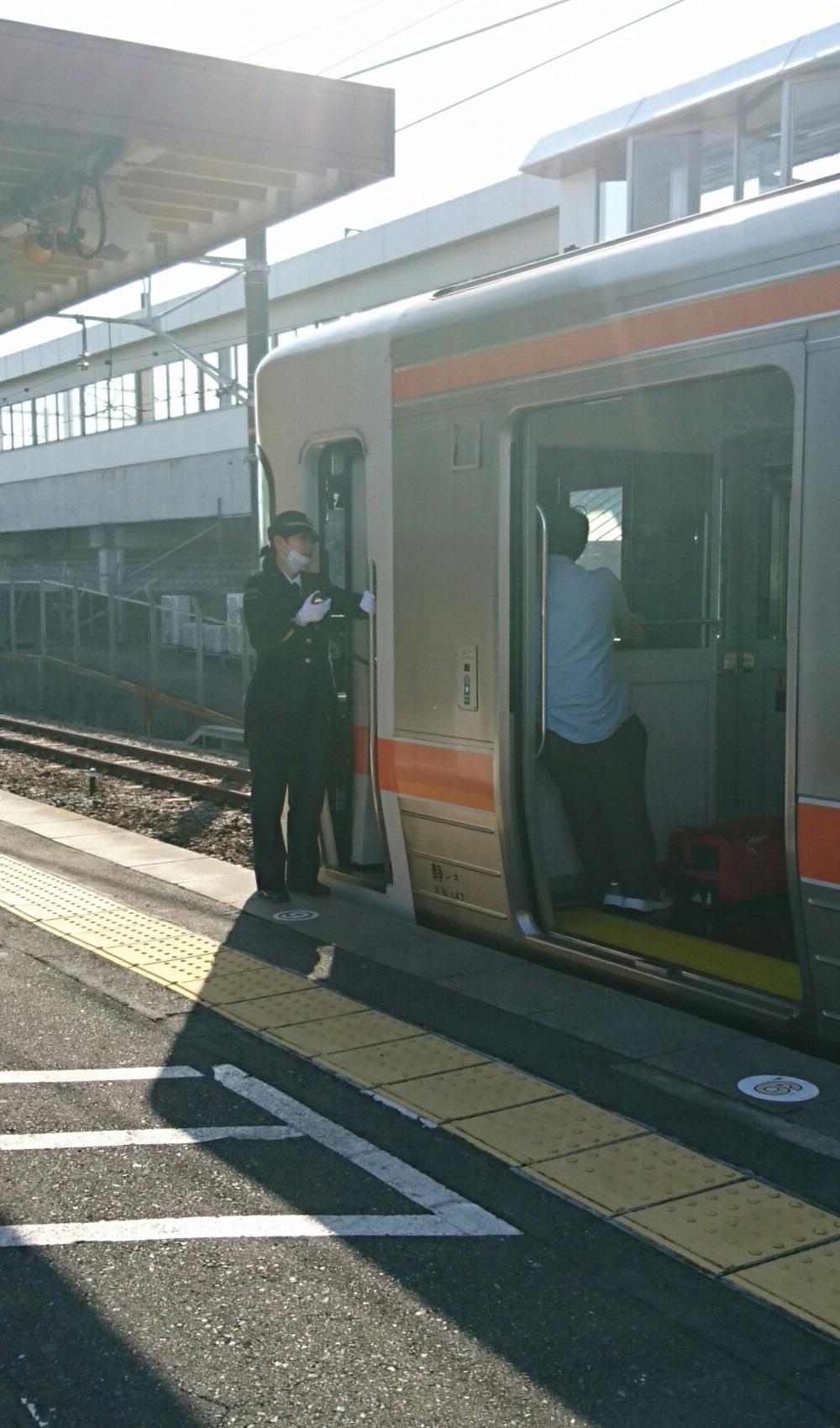 2018.3.28 金谷まで (31) 掛川 - 浜松いきふつう 1000-1700