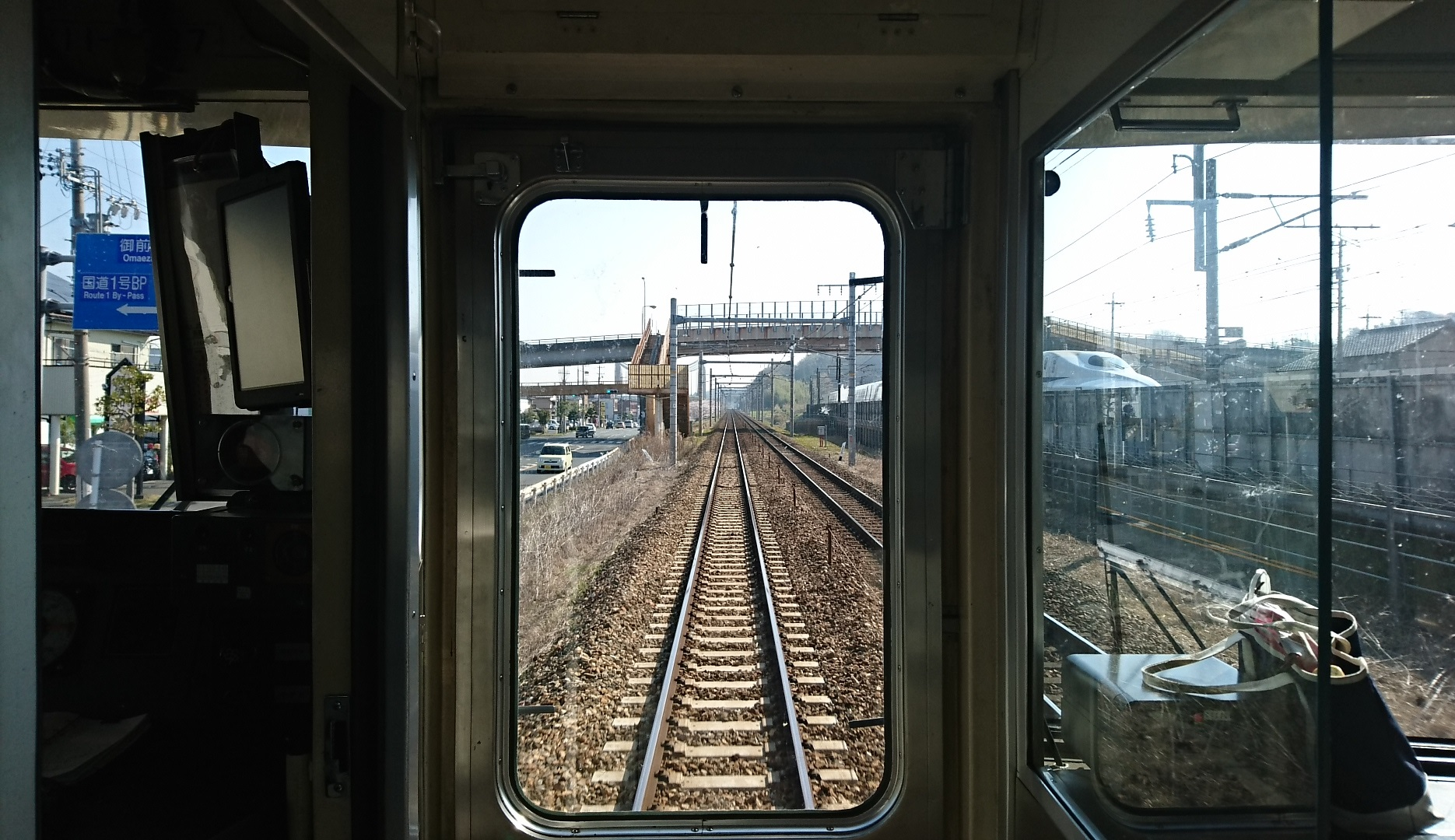 2018.3.28 金谷まで (36) 熱海いきふつう - 掛川-菊川間 1870-1080
