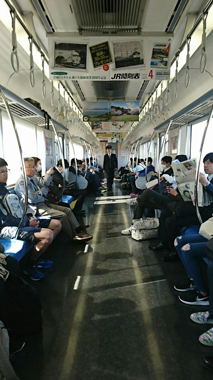 2018.3.28 金谷まで (42) 熱海いきふつう - 菊川-金谷間 720-1280