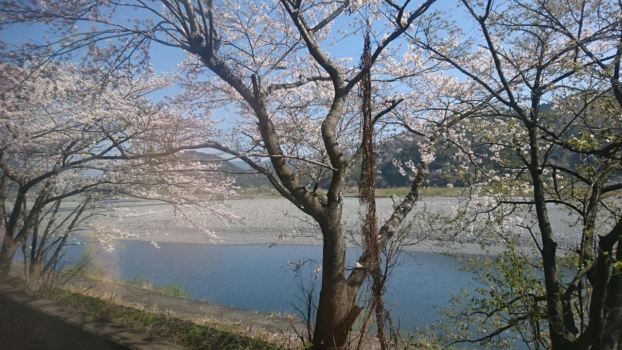 2018.3.28 大井川本線 (22) 千頭いきふつう - 大和田 1280-720
