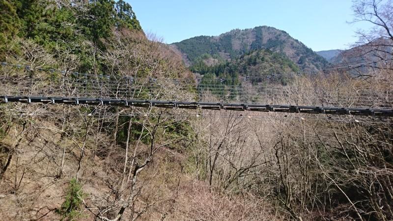 2018.3.28 井川線 (81) 井川いき列車 - 接岨峡温泉-尾盛間 1920-1080