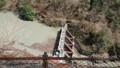 2018.3.28 井川線 (104) 井川いき列車 - 閑蔵-井川間(奥泉ダム) 1420-800