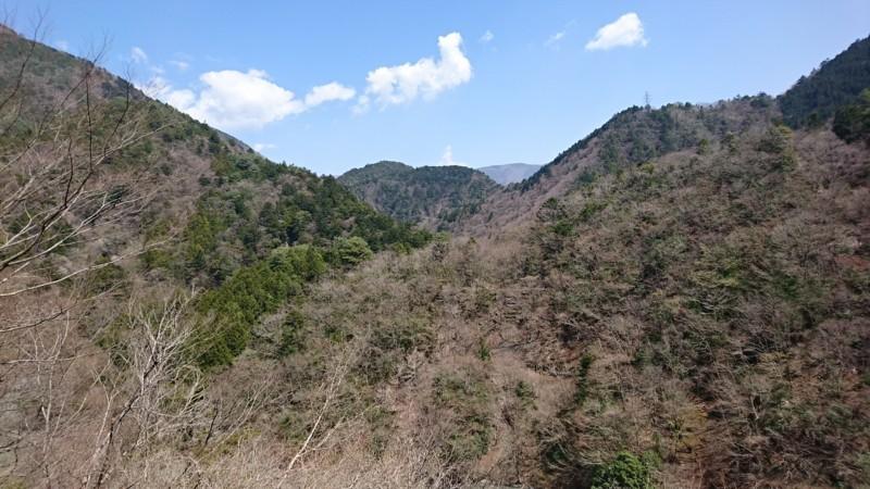 2018.3.28 井川線 (105) 井川いき列車 - 閑蔵-井川間 1920-1080