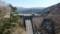2018.3.28 井川線 (113) 井川いき列車 - 閑蔵-井川間(井川ダム) 1780-1000