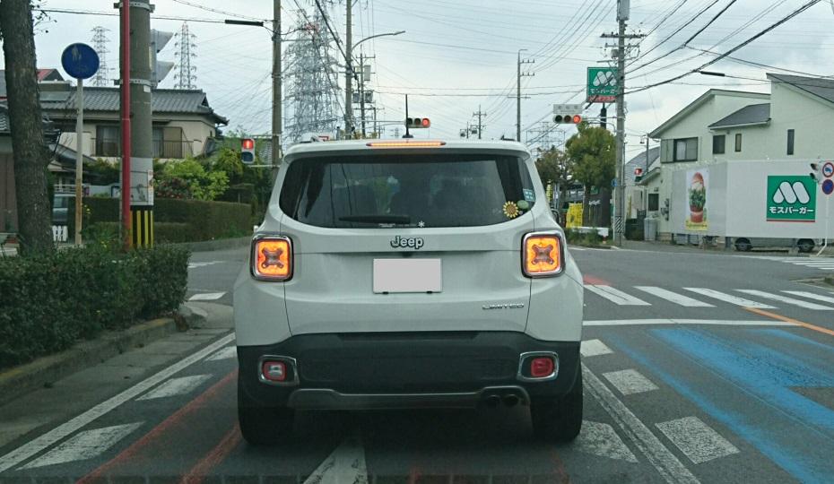 2018.4.7 ガマゴリうどん (3) ジープ 930-540