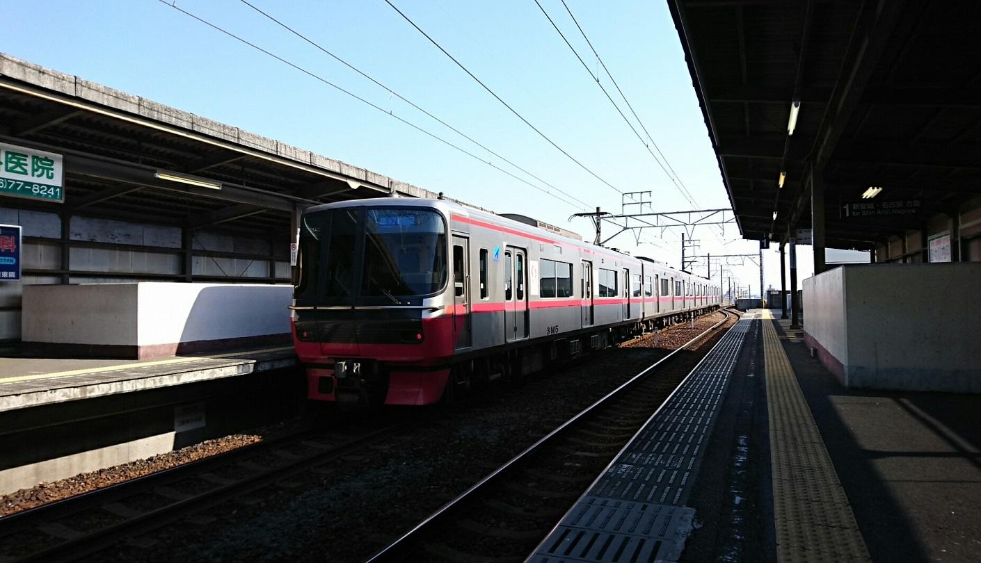 2018.4.21 アクトス (2) みなみあんじょう - 吉良吉田いき急行 1410-810