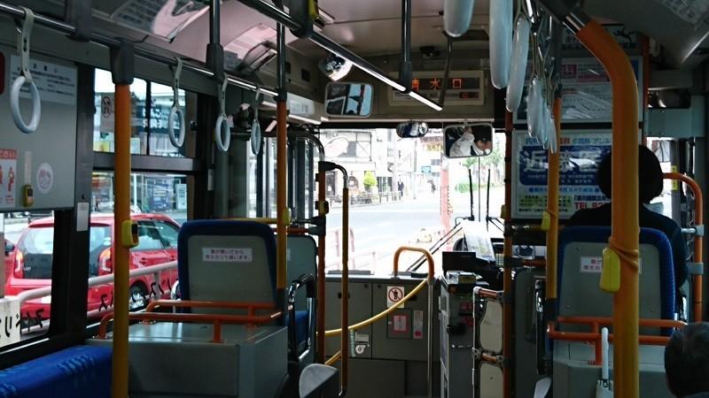 2018.4.24 名古屋 (14) 引山いきバス - 清水口バス停 800-450