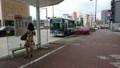 2018.4.24 名古屋 (19) 赤塚バス停 - 栄いきバス 800-450