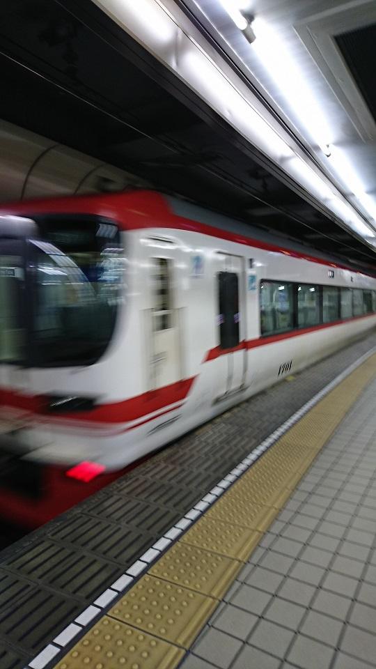 2018.4.26 上野 (1) 名古屋 - 岐阜いき特急 540-960