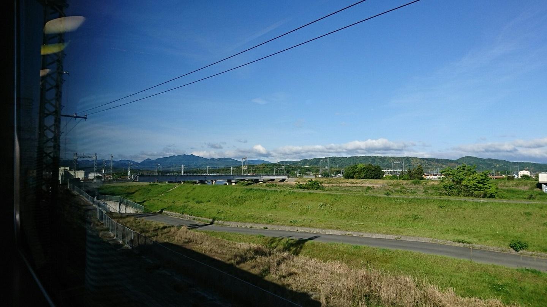 2018.4.26 上野 (9) 大阪難波いき特急 - 中川短絡線 1440-810