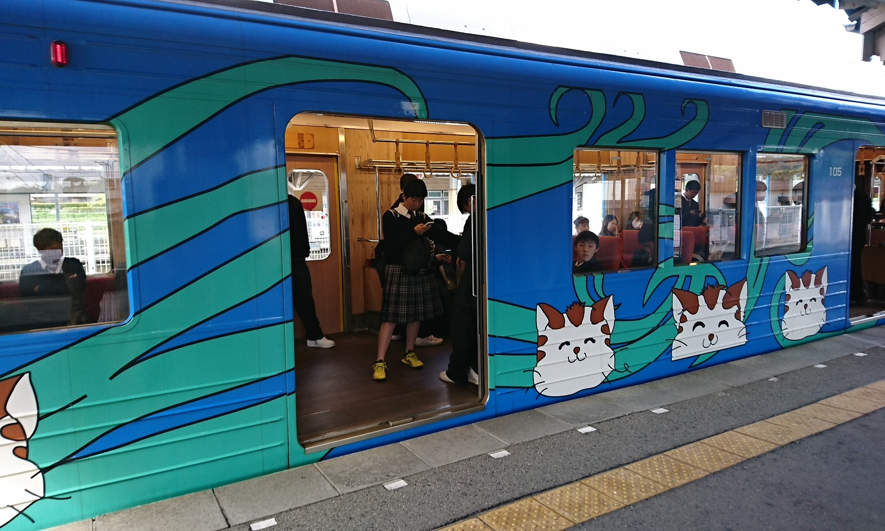 2018.4.26 上野 (22) 伊賀神戸 - 上野市いきふつう 1800-1080
