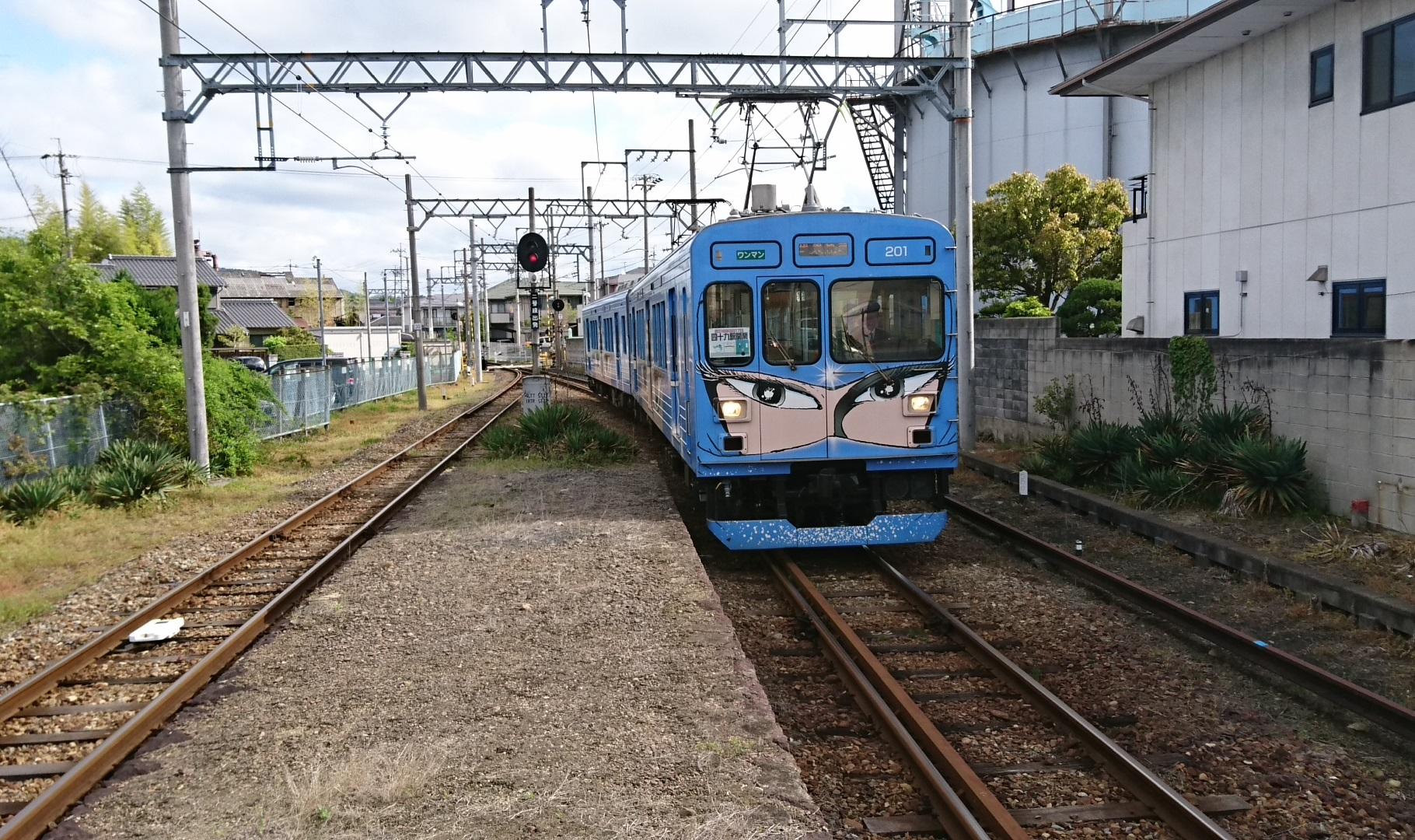 2018.4.26 上野 (37) 茅町 - 伊賀神戸いきふつう 1820-1080