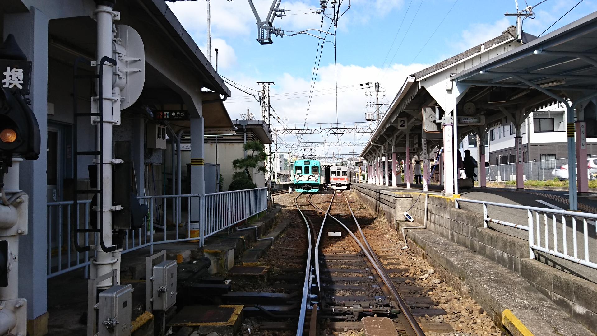 2018.4.26 上野 (46) 上野市 - 伊賀神戸いきふつう 1920-1080