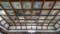 2018.4.26 上野 (75) 上野城 - 3階格天井 1850-1040