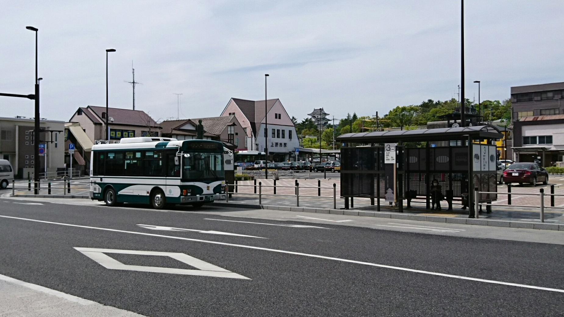 2018.4.26 上野 (93) 上野市えきまえ 1850-1040