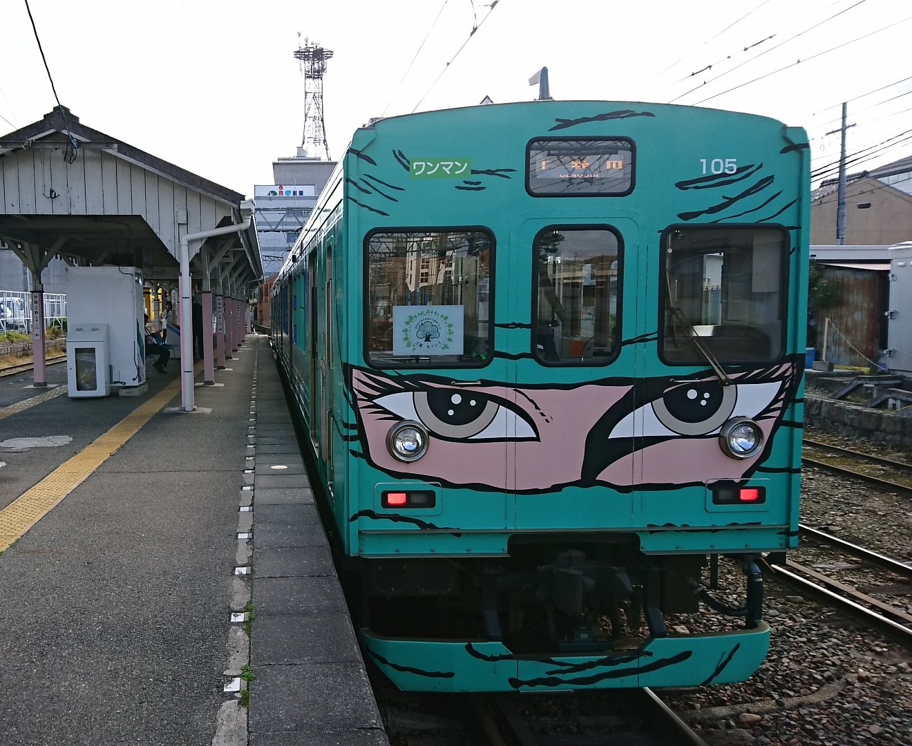 2018.4.26 上野 (44-1) 上野市 - 伊賀神戸いきふつう 1320-1080