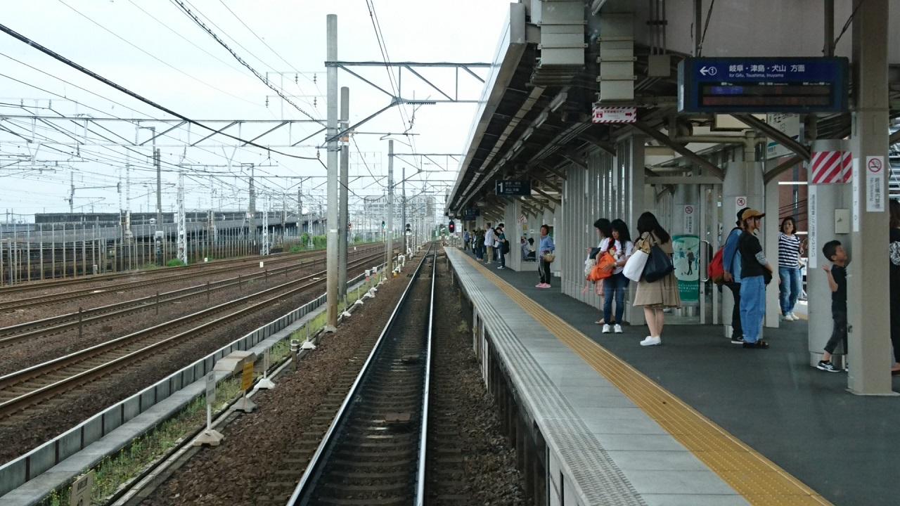 2018.5.3 (3) 一宮いき急行 - 栄生 1280-720