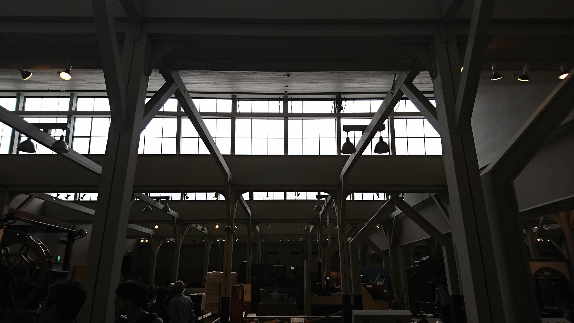 2018.5.3 (4) トヨタ産業技術記念館 - 繊維機械館 1920-1080