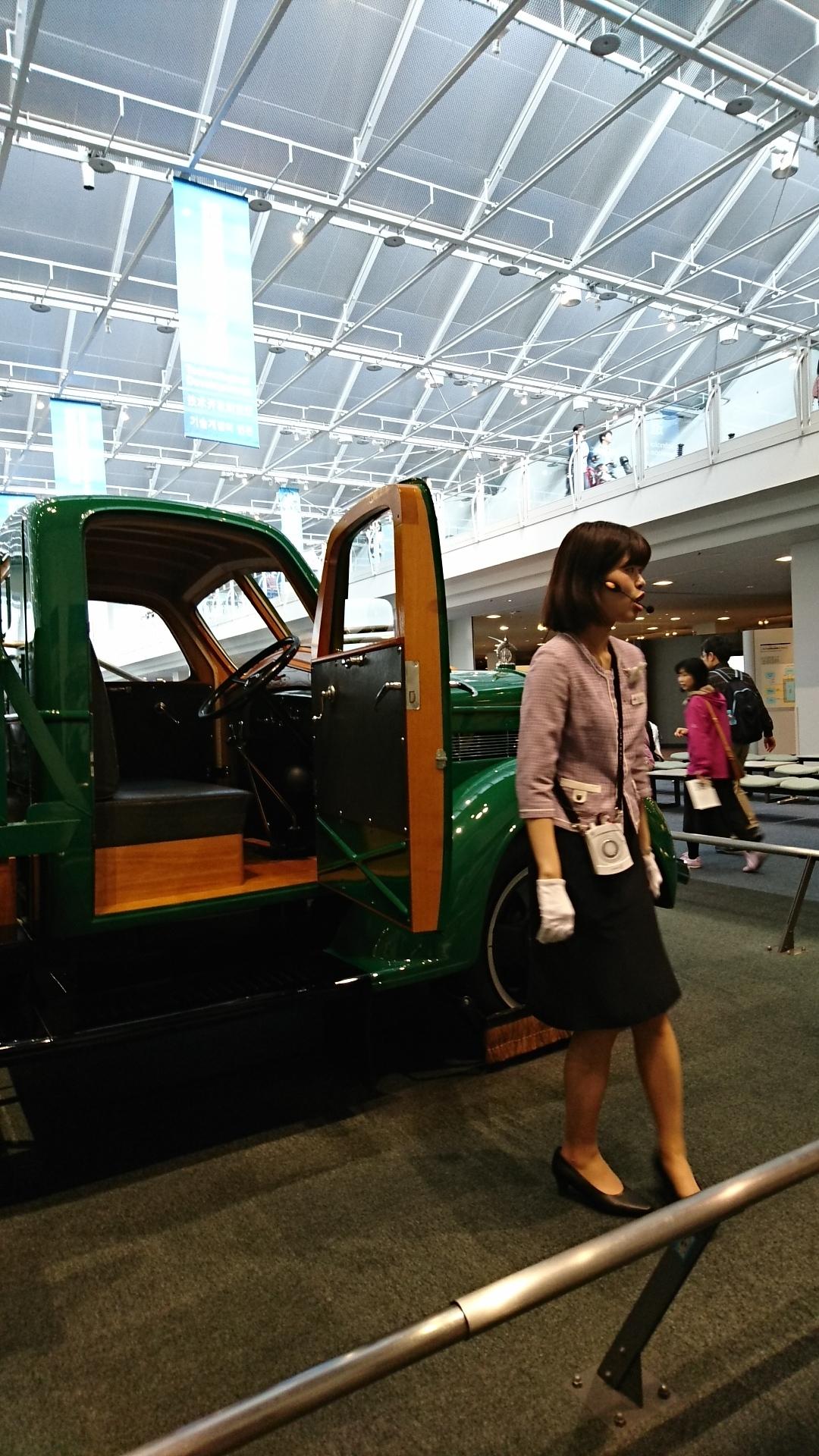 2018.5.3 (14) トヨタ産業技術記念館 - 自動車館 1080-1920
