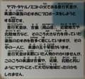 2018.5.4 岐阜市歴史博物館 (12) 日本書紀 - ヤマトタケルノミコト 1110-1040