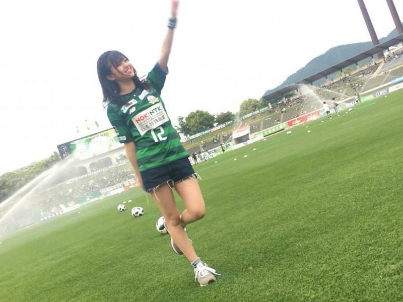 FC岐阜 - 町音葉さん 800-600