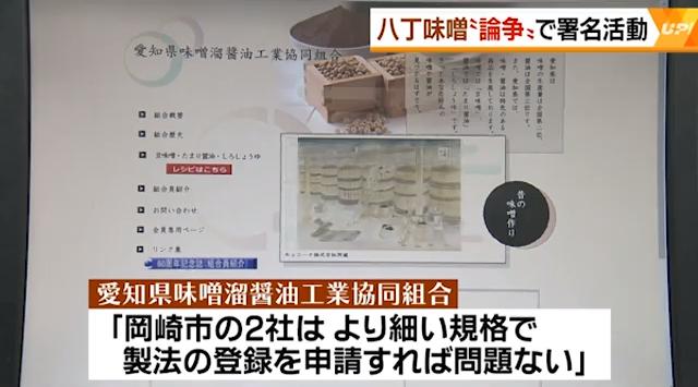 八丁みそ署名活動はじまる(メ~テレ - 2018.5.29) (20)