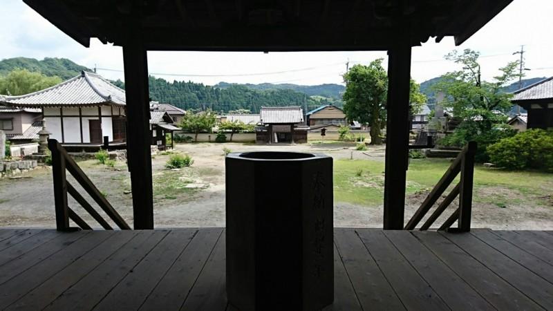 2018.6.7 みたけ (96い) 願興寺 - 境内 1850-1040