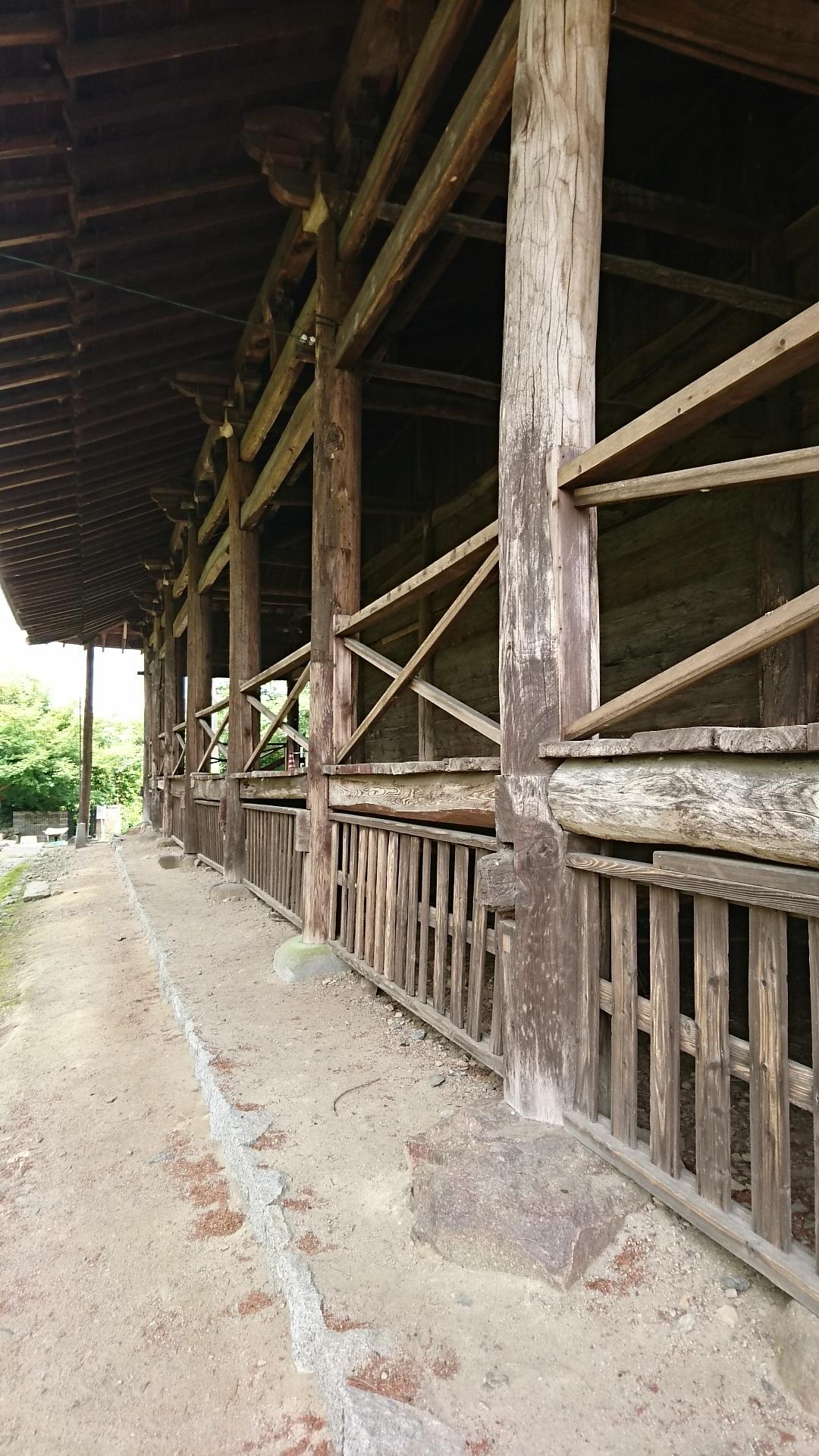 2018.6.7 みたけ (98あ) 願興寺 - 本堂 1080-1920