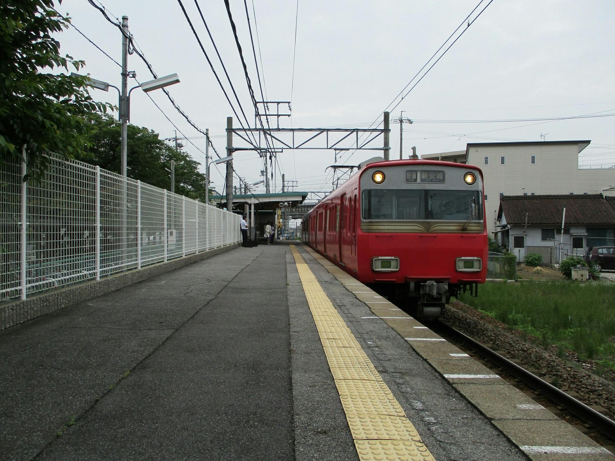 2018.6.10 (2) 古井 - しんあんじょういきふつう 2000-1500
