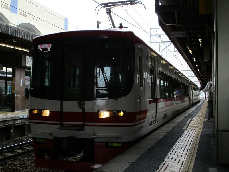 2018.6.10 (6) 東岡崎 - 豊橋いき快速特急 800-600