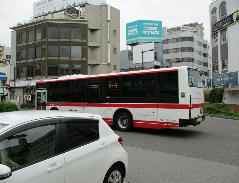 2018.6.10 (7) 東岡崎 - JR岡崎駅経由福岡町いきバス 1170-900