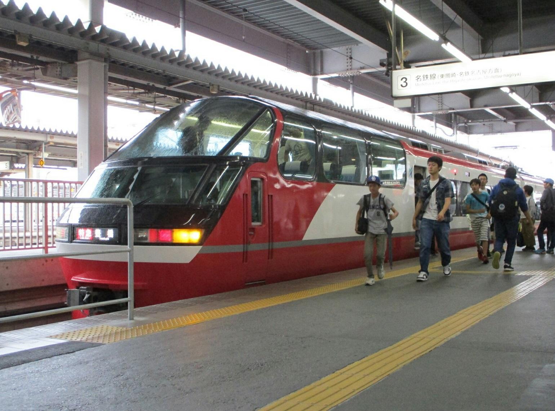 2018.6.10 (18) 豊橋 - 新鵜沼いき快速特急 1540-1140