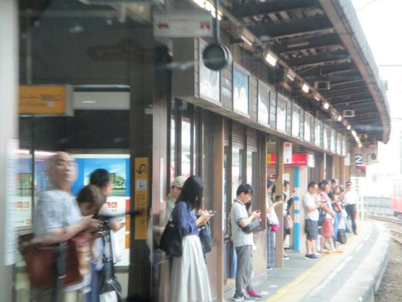 2018.6.10 (22) 新鵜沼いき快速特急 - 東岡崎 1200-900