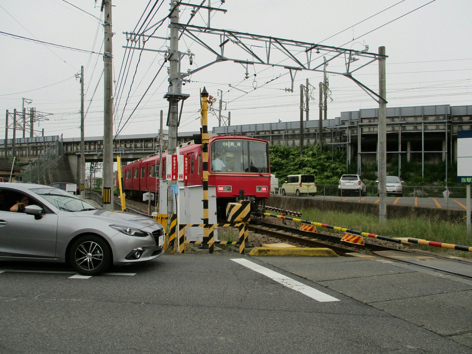 2018.6.10 (28) 古井 - 西尾いきふつう 2000-1500