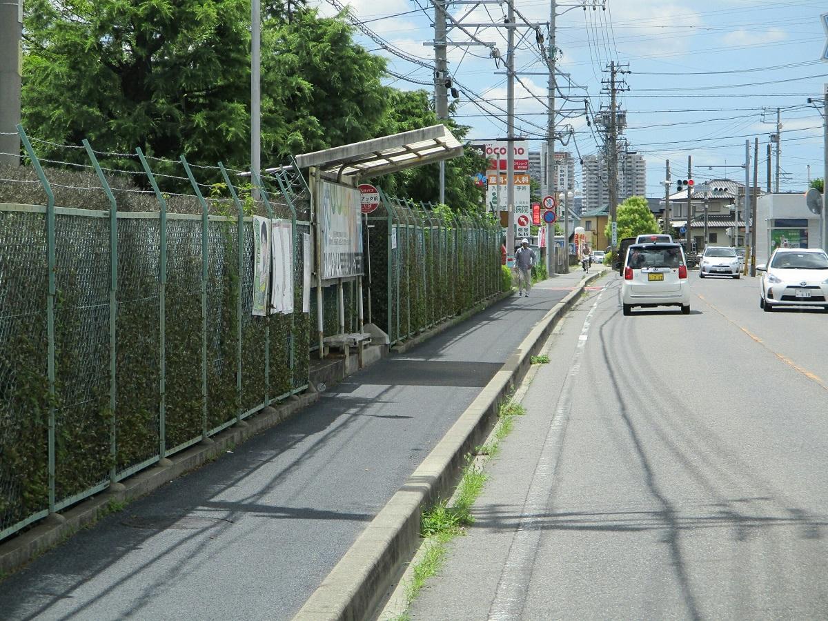2018.6.12 (2) 更生病院いきバス - イノアック前 1200-900