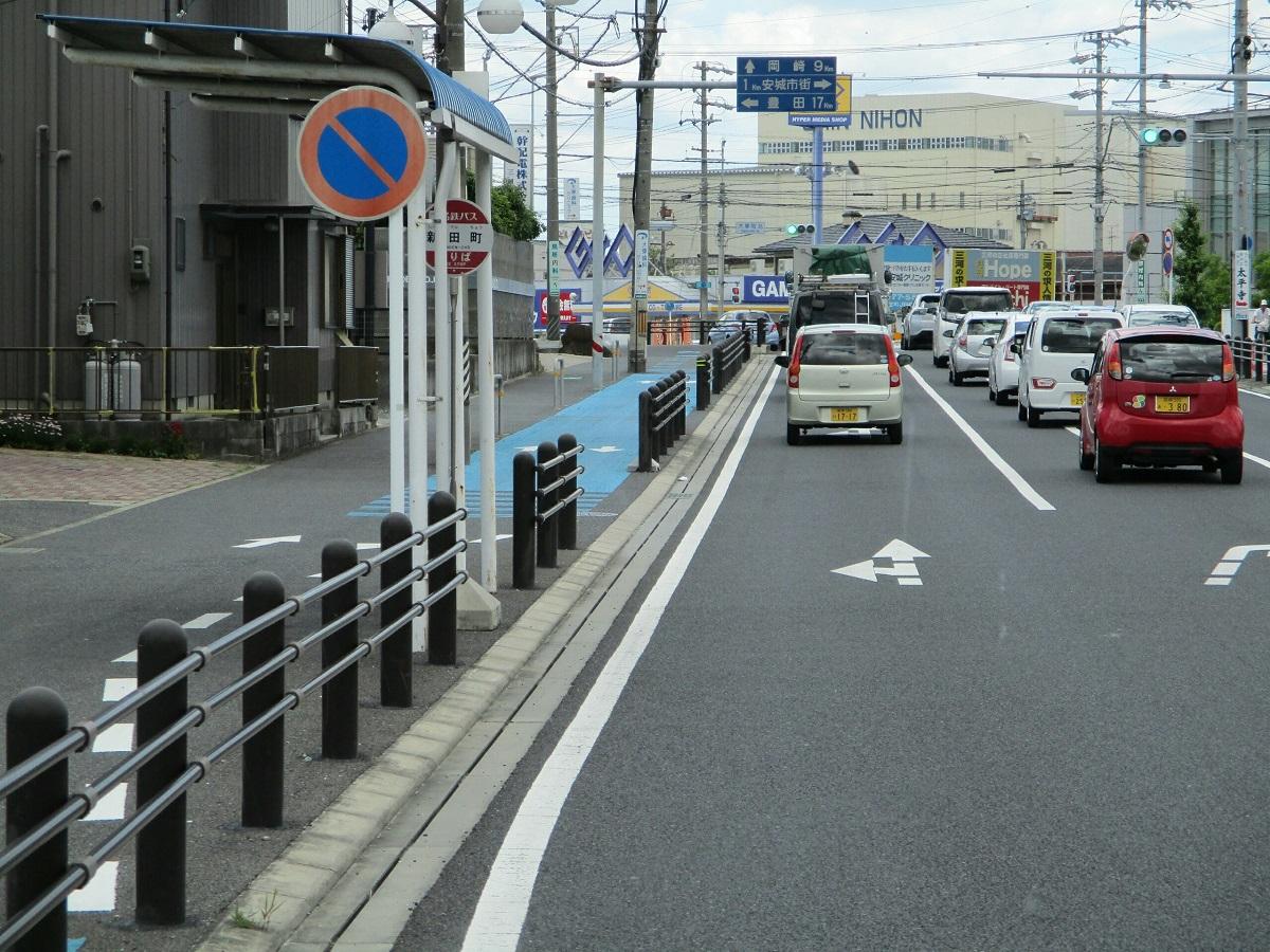 2018.6.12 (5) 更生病院いきバス - 新田町 1200-900