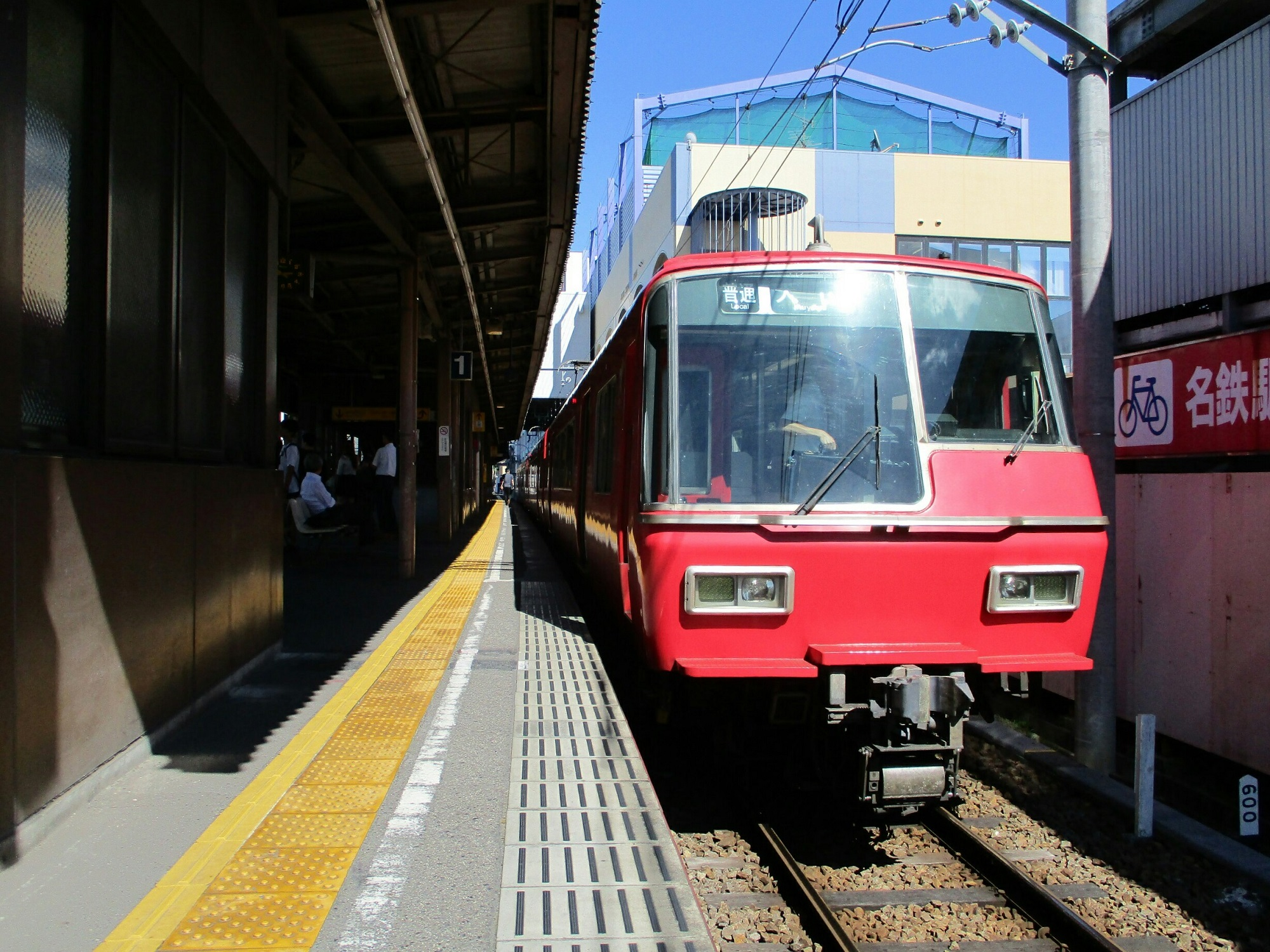 2018.6.12 (16) 東岡崎 - 犬山いきふつう 2000-1500