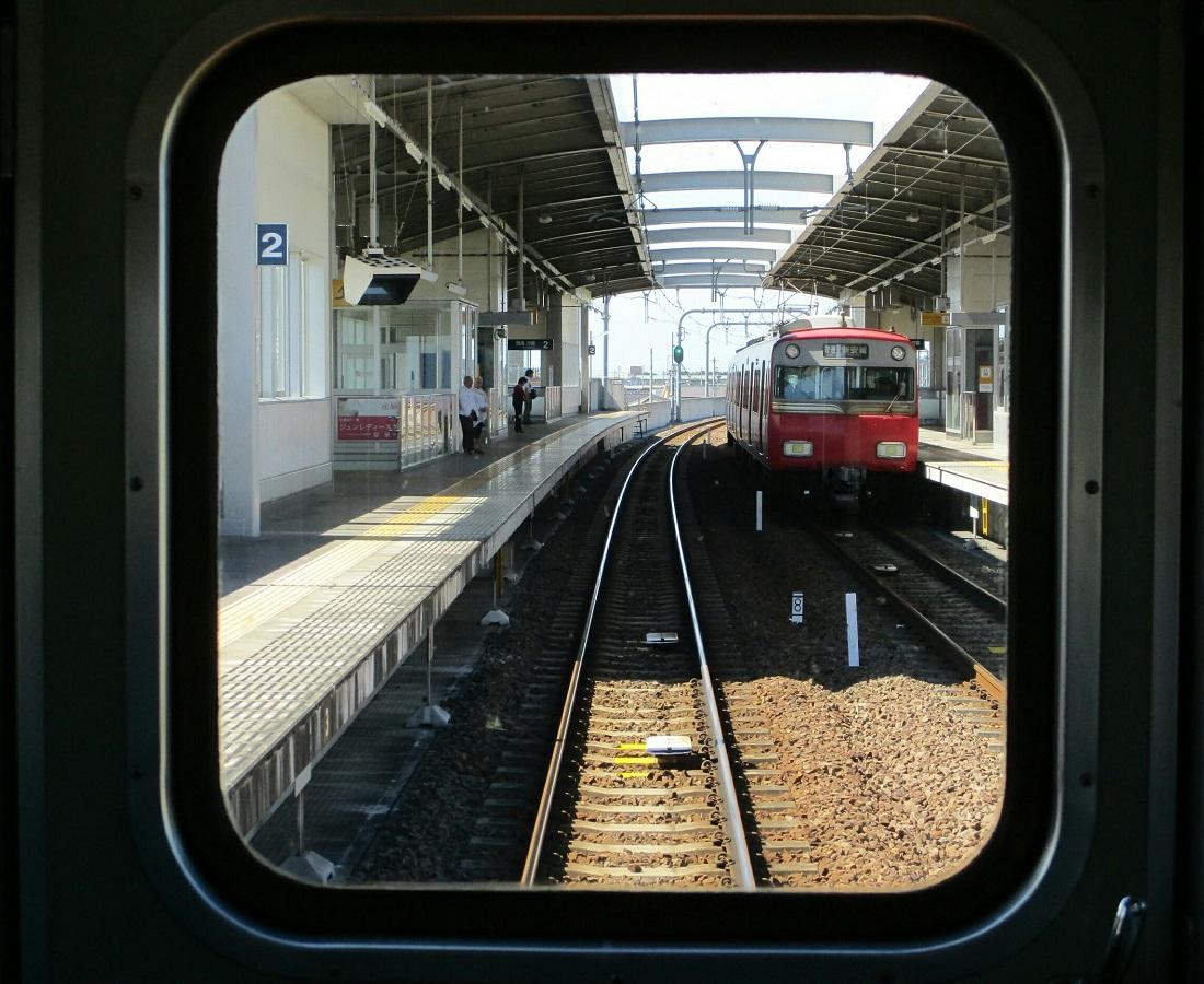 2018.6.13 西尾 (5) 吉良吉田いきふつう - 桜井 1100-900