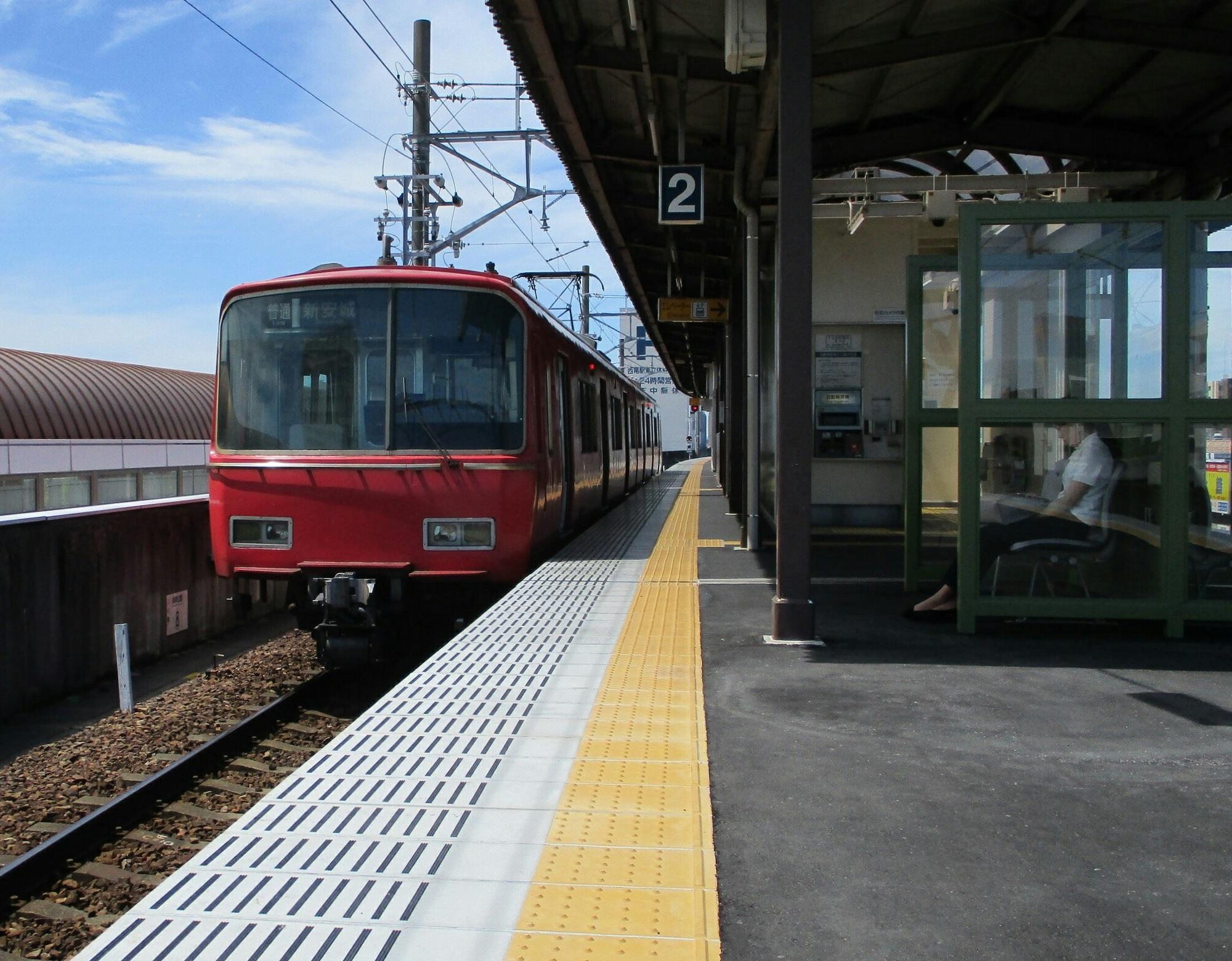 2018.6.13 西尾 (14) 西尾 - しんあんじょういきふつう 2000-1560