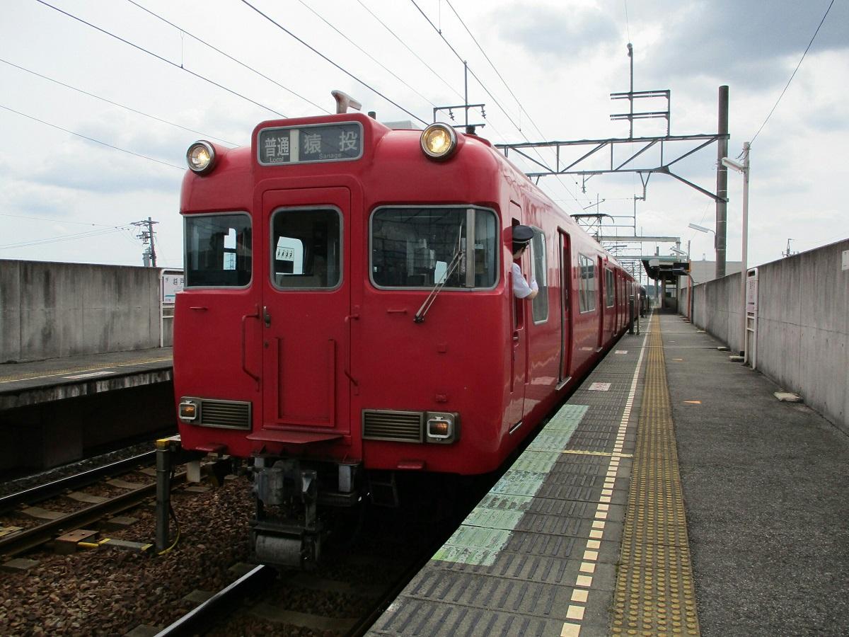 2018.6.14 豊田 (41) 越戸 - 猿投いきふつう 1200-900