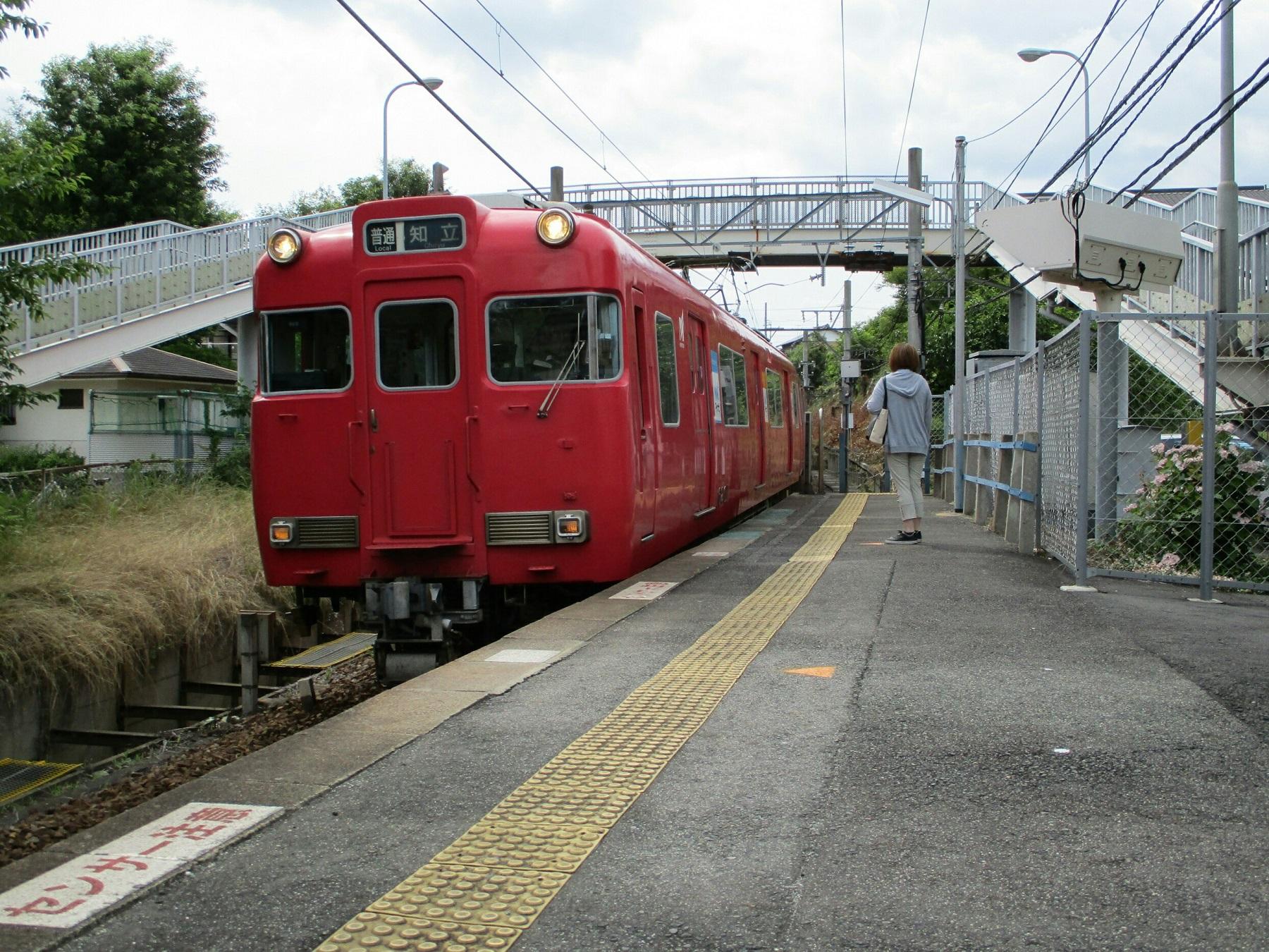 2018.6.14 豊田 (48) 平戸橋 - 知立いきふつう(まえ) 1800-1350