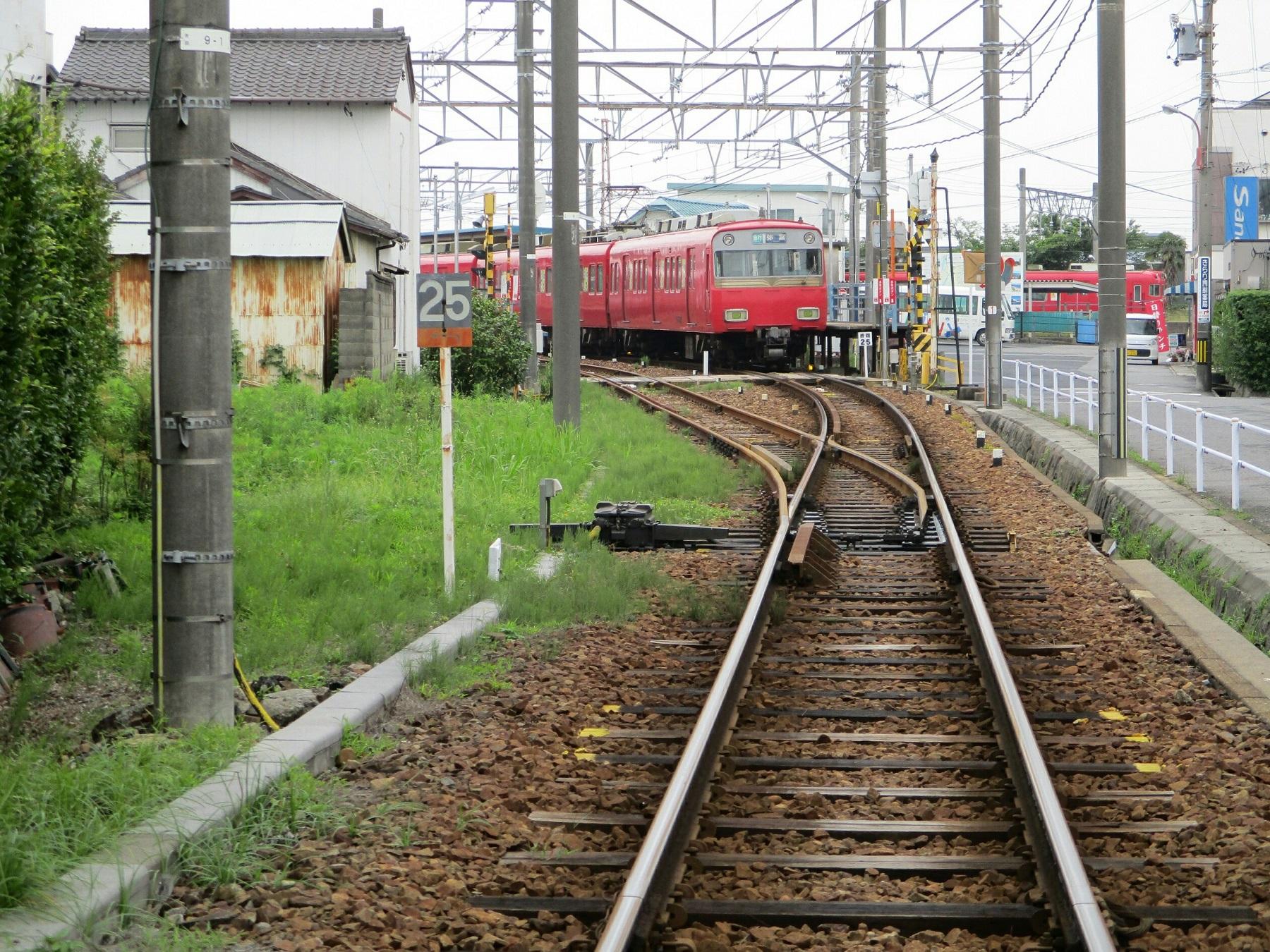 2018.6.15 吉良吉田 (7) 吉良吉田いき急行 1800-1350