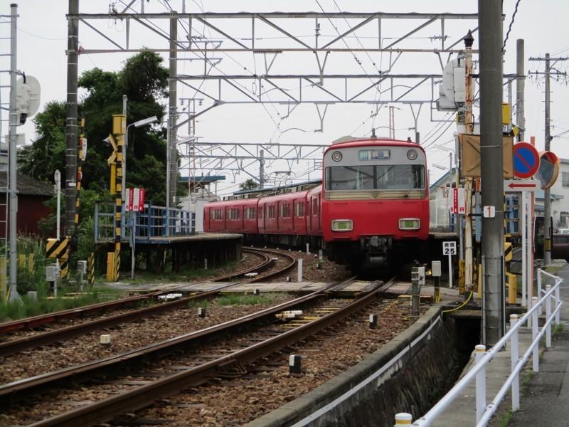 2018.6.15 吉良吉田 (8) 吉良吉田いき急行 1600-1200