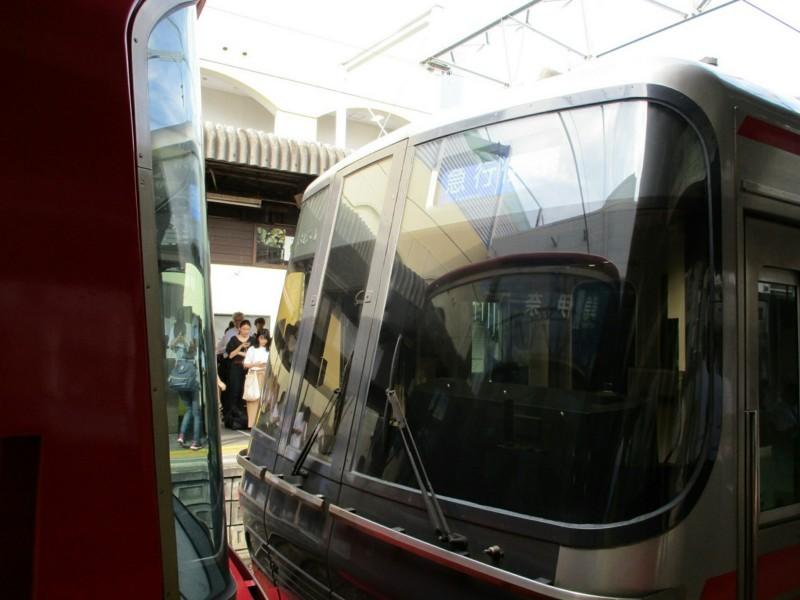 2018.6.22 (5) 東岡崎 - 伊奈いき急行 2000-1500