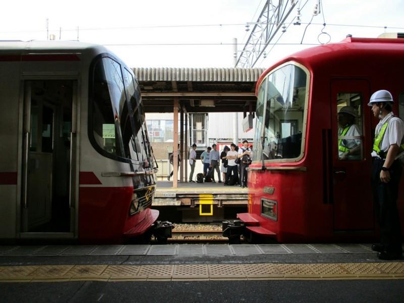 2018.6.22 (8) 東岡崎 - 伊奈いき急行 2000-1500